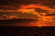 Sunset in the South Arlantic Ocean - Scotia Sea